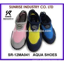 SR-12MA041 Beliebte Damen Großhandel Wasser Schuhe aqua Schuhe Wasser Schuhe Surfen Schuhe Aqua Wasser Schuhe