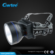 High Power Rechargeable Headlamp, Plastic led Headlamp
