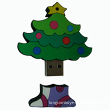 Christmas Tree USB Flash Drive