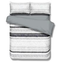 Conjuntos de roupa de cama macia que sente a matéria têxtil alta da rapidez