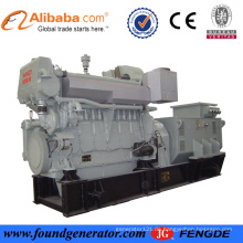 CCS / BV zugelassener MWM 100KW Marinegenerator