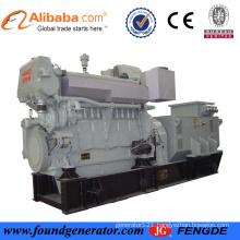 CCS/BV approved MWM 100KW marine generator set