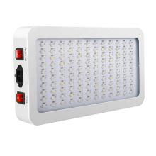 LED Hydroponic Grow Light double interrupteur Veg Bloom