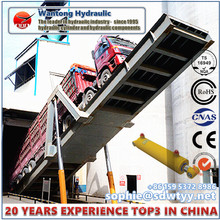 Telescopic Hydraulic Cylinder for Unloading Platform