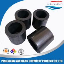 Carbon Raschig Ring for tower packing