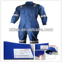CVC fire Protective Coverall authoried by SGS