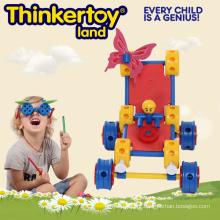 Plástico Brinquedos Intelectuais e Educativos para Crianças 2015 Novo