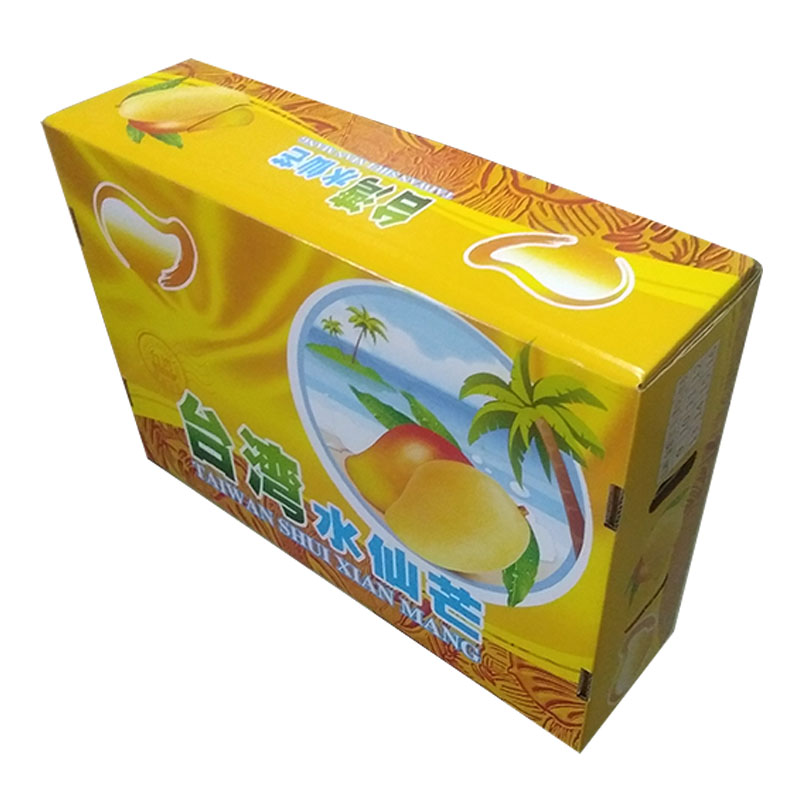 The Mango Storage Carton