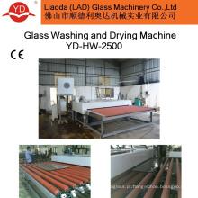 Fabricação de abastecimento vidro lavadora e secadora lavadora de vidro