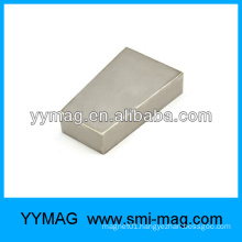 Super strong good quality trapezoidal neodynium magnet for wind generator magnet
