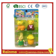 3D Animal Eraser for Kids Gift