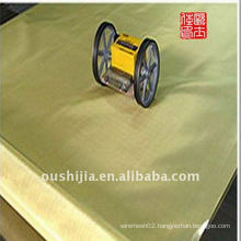Super quality and competitive price brass wire mesh