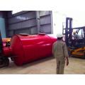 Newest design Waste Management sawdust carbonization furnace