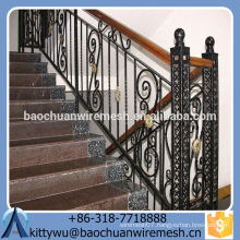 Hot Sale and high qulity Steel Fence/ Wrought Iron Fence
