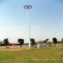 25 Meter im Freien Plaza High Mast Lights