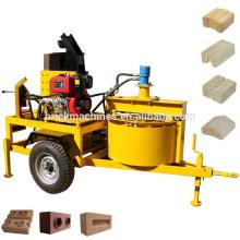 Machine de bloc de verrouillage d'hydraform de M7MI dans le bloc de machine de M7MI de prix de kenya et de fabricant de briques