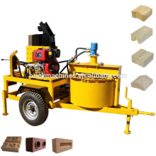 M7MI hydraform interlocking block machine in kenya price M7MI machine block and brick maker