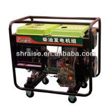 5kw electirc diesel generator set for hot sale