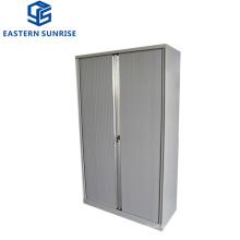 Popular Bedroom Furniture Sliding Door Clothes Metallic Wardrobe