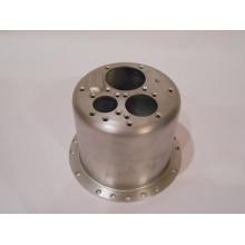 Gestanztes Metalltiefzeichnen, das Teile stempelt