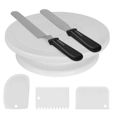 Kuchendekorationsset Werkzeuge CAKE DECORATING KIT