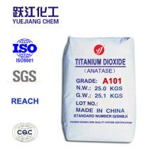Anatase Grade A101 General Use Titanium Dioxide