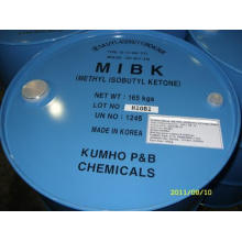 Directly Supply 99.5 Min Methyl Isobutyl Ketone/Mibk