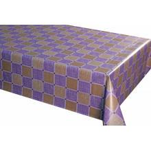 Gittermuster Tischdecken