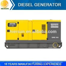 Охрана окружающей среды и малошумный электрический дизель-генератор оптом