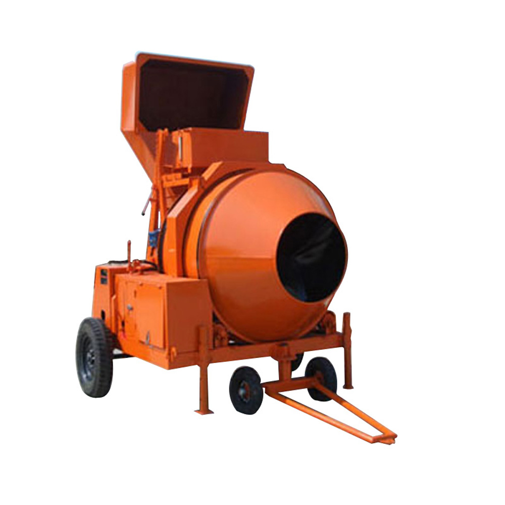 Concrete Mixer Price
