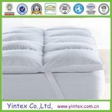 All Seasons White Duck Feather Mattress Topper
