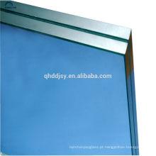 10,76 mm 8,76 milímetros à prova de balas pvb vidro laminado porta e janela especificação