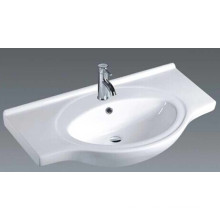 Bathroom Ceramic Vanity Basin Cabinet Basin (A80)