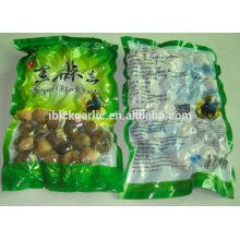 2016 Ajo negro fermentado delicioso 500g / bag del alimento orgánico