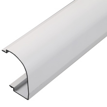 Perfiles de aluminio de la protuberancia de OEM / ODM para la pista médica