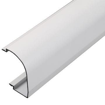 Profils en aluminium d'extrusion d'OEM / ODM pour la voie médicale