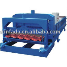 Профилегибочная машина для производства глазурованной плитки