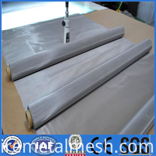 stainless steel mesh netting
