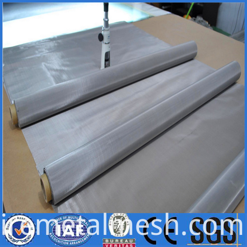 150 mesh stainless steel mesh picture