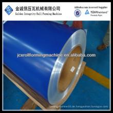 Dx51d dx52d sgcc ppgi Farbe beschichtete galvanisierte Stahlspule