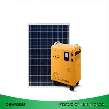 Haus 1Kva Dach Off Grid 1KW High Power Wohn 2KW Sonnensystem