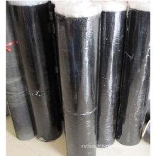 Membrane de toiture bitumineuse autocollante PE