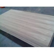 Teak Veneer MDF for Iraq Market