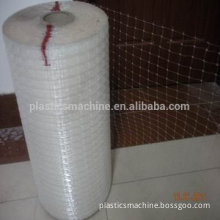 BOP stretched mesh, plastic square stretched netting