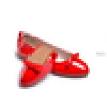 Дешевые оптовые женщины Складная обувь Ladies Необычные балетные квартиры