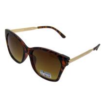 2013 neue Art-Art- und WeiseSonnenbrille mit Metall Templesz5408