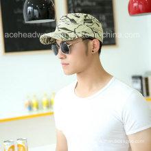 Camo Cotton Outdoor Military Cap (ACEW214)