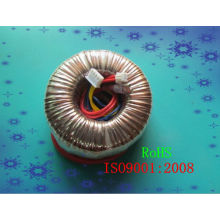 Transformateur de puissance toroïdal de 220V à 500V RoHS