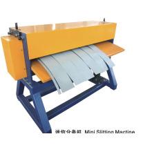 De alta velocidad de bobina de acero utilizado máquina de corte