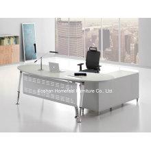 Nouveau bureau de bureau courbé design (BS-A01)